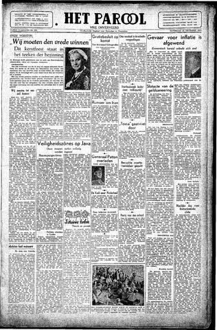 Rotterdamsch Parool / De Schiedammer 1945-12-22