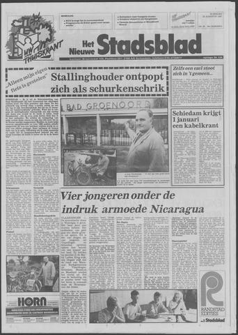 Het Nieuwe Stadsblad 1987-08-26