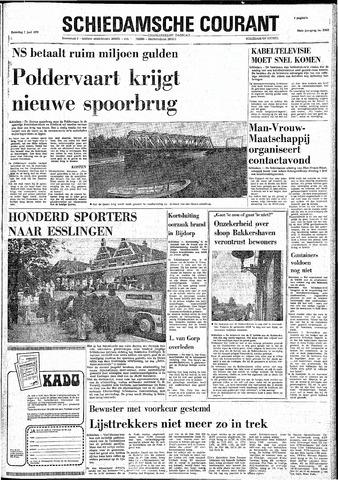 Rotterdamsch Nieuwsblad / Schiedamsche Courant / Rotterdams Dagblad / Waterweg / Algemeen Dagblad 1974-06-01