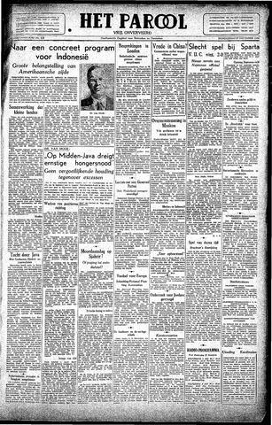 Rotterdamsch Parool / De Schiedammer 1945-12-27