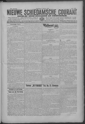 Nieuwe Schiedamsche Courant 1925-10-22