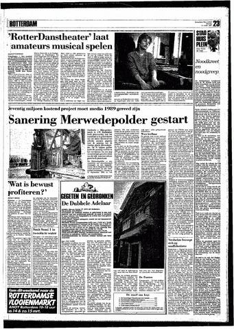 Rotterdamsch Nieuwsblad / Schiedamsche Courant / Rotterdams Dagblad / Waterweg / Algemeen Dagblad 1987-03-14