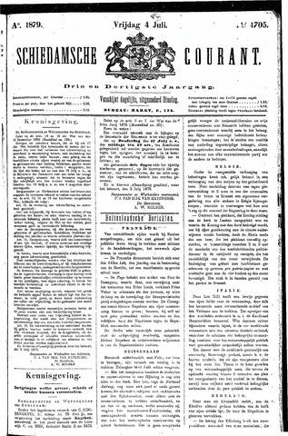 Schiedamsche Courant 1879-07-04
