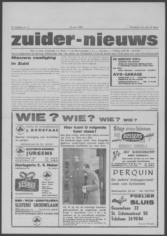 Zuider Nieuws 1968-06-13