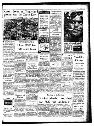 Rotterdamsch Parool / De Schiedammer 1964-02-10
