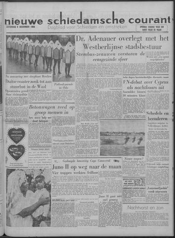 Nieuwe Schiedamsche Courant 1958-12-06