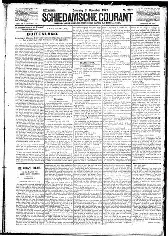 Schiedamsche Courant 1927-12-31