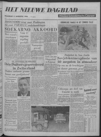 Nieuwe Schiedamsche Courant 1962-08-06