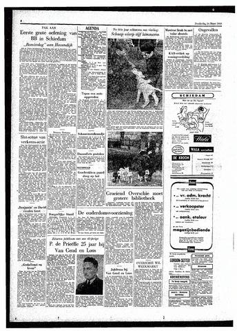 Rotterdamsch Parool / De Schiedammer 1955-03-24
