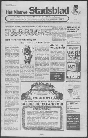 Het Nieuwe Stadsblad 1972-04-05