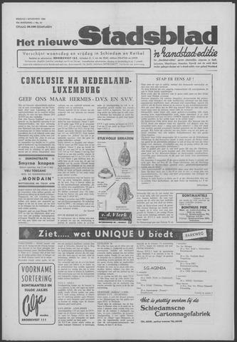 Het Nieuwe Stadsblad 1963-11-01
