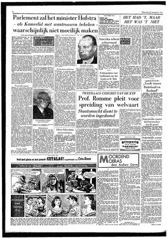 Rotterdamsch Parool / De Schiedammer 1957-11-11