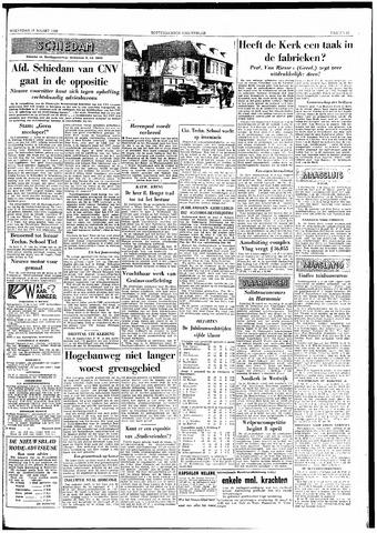 Rotterdamsch Nieuwsblad / Schiedamsche Courant / Rotterdams Dagblad / Waterweg / Algemeen Dagblad 1959-03-18
