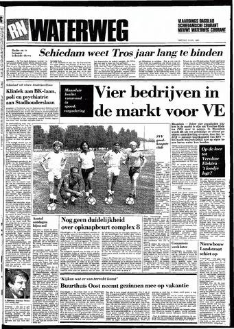 Rotterdamsch Nieuwsblad / Schiedamsche Courant / Rotterdams Dagblad / Waterweg / Algemeen Dagblad 1983-07-19