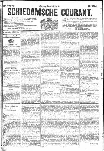 Schiedamsche Courant 1908-04-05