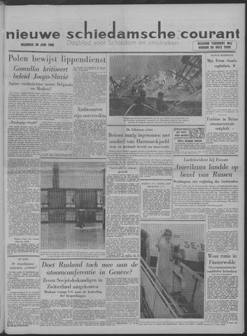 Nieuwe Schiedamsche Courant 1958-06-30