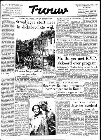 Trouw / De Rotterdammer 1956-09-24