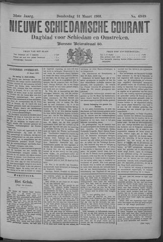 Nieuwe Schiedamsche Courant 1901-03-14