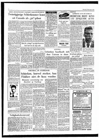 Rotterdamsch Parool / De Schiedammer 1955-12-05