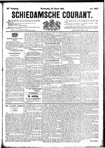 Schiedamsche Courant 1916-03-29