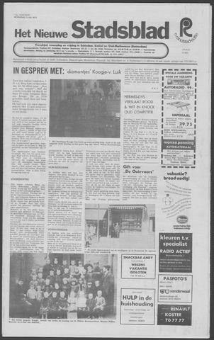 Het Nieuwe Stadsblad 1972-07-05