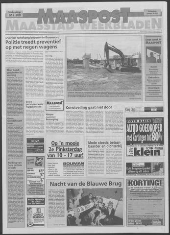 Maaspost / Maasstad / Maasstad Pers 1999-05-19