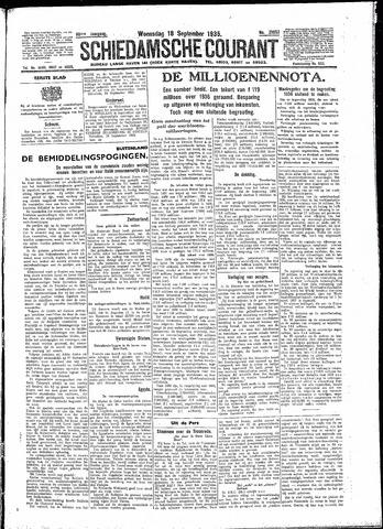 Schiedamsche Courant 1935-09-18