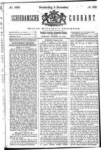 Schiedamsche Courant 1879-12-04