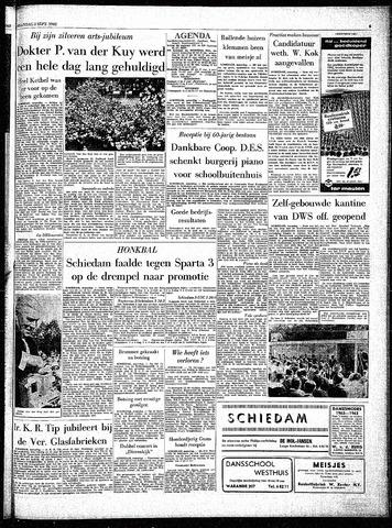 Rotterdamsch Parool / De Schiedammer 1962-09-03