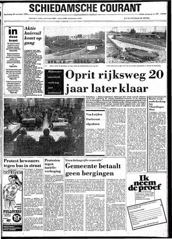 Rotterdamsch Nieuwsblad / Schiedamsche Courant / Rotterdams Dagblad / Waterweg / Algemeen Dagblad 1980-11-20