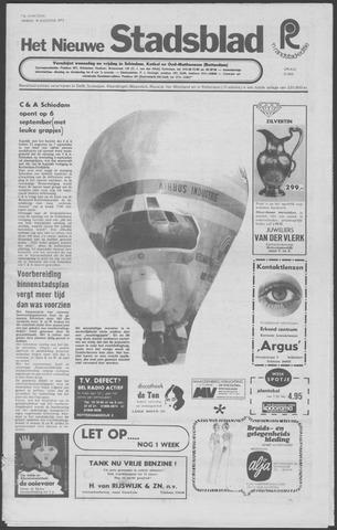 Het Nieuwe Stadsblad 1972-08-18