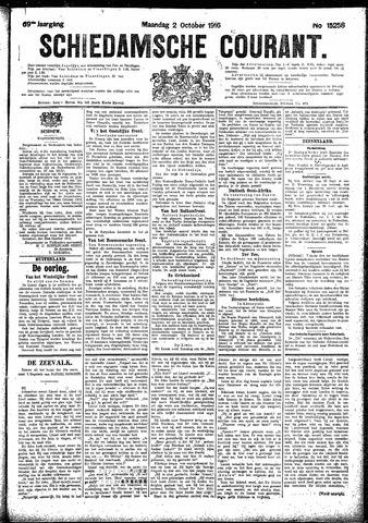 Schiedamsche Courant 1916-10-02