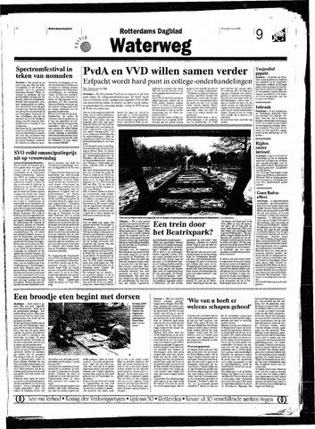 Rotterdamsch Nieuwsblad / Schiedamsche Courant / Rotterdams Dagblad / Waterweg / Algemeen Dagblad 1998-03-06