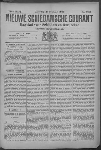 Nieuwe Schiedamsche Courant 1901-02-23