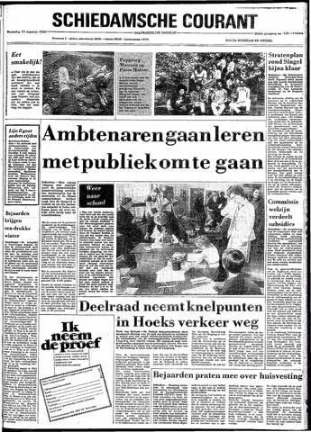 Rotterdamsch Nieuwsblad / Schiedamsche Courant / Rotterdams Dagblad / Waterweg / Algemeen Dagblad 1980-08-13