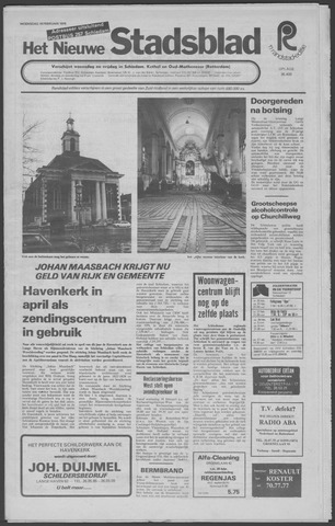 Het Nieuwe Stadsblad 1976-02-18