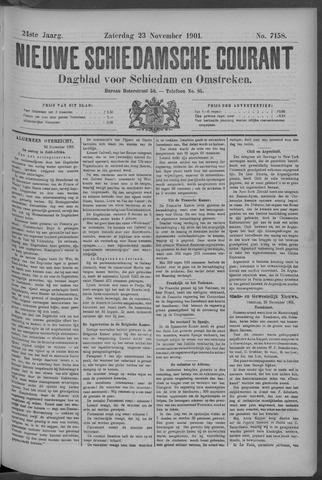 Nieuwe Schiedamsche Courant 1901-11-23