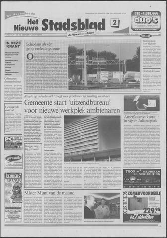 Het Nieuwe Stadsblad 1998-08-20