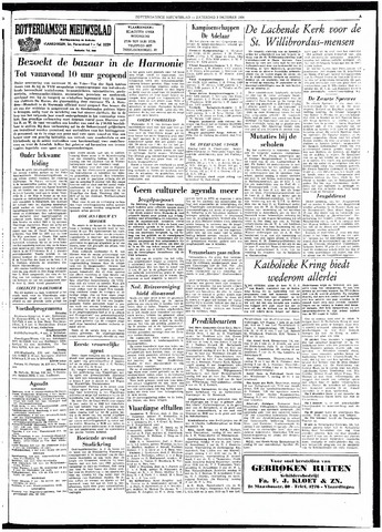 Rotterdamsch Nieuwsblad / Schiedamsche Courant / Rotterdams Dagblad / Waterweg / Algemeen Dagblad 1964-10-03