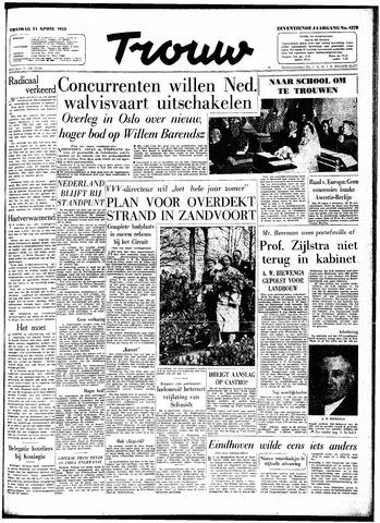 Trouw / De Rotterdammer 1959-04-24