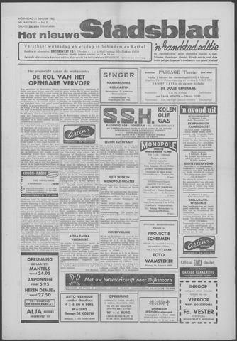 Het Nieuwe Stadsblad 1962-01-31