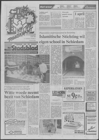 Het Nieuwe Stadsblad 1989-04-05