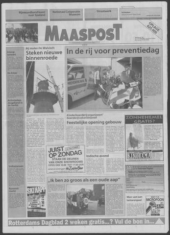 Maaspost / Maasstad / Maasstad Pers 1994-10-12