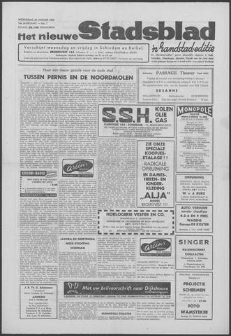 Het Nieuwe Stadsblad 1962-01-24