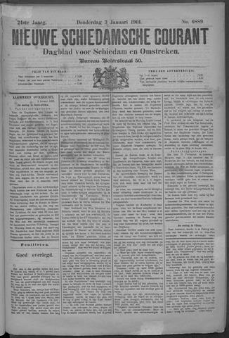 Nieuwe Schiedamsche Courant 1901-01-03