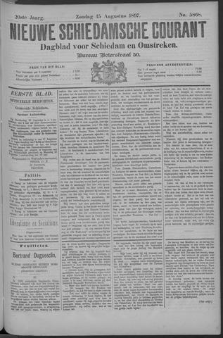 Nieuwe Schiedamsche Courant 1897-08-15