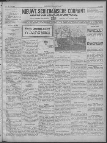 Nieuwe Schiedamsche Courant 1932-03-16