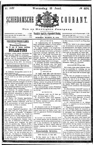 Schiedamsche Courant 1877-06-13