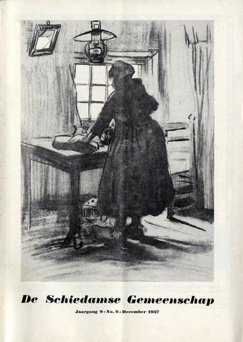 Schiedamse Gemeenschap (tijdschrift) 1957-12-01