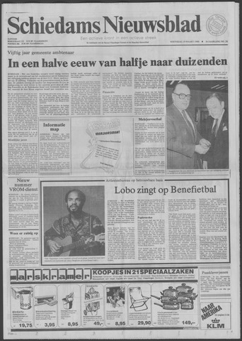 Schiedams Nieuwsblad 1980-03-19